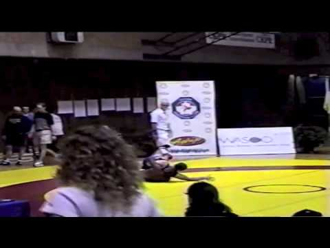 2000 Senior Greco National Championships: Powell vs. Unknown