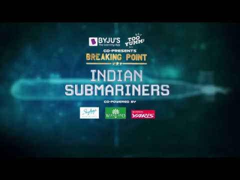 Breaking Point Trailer | Indian Submariners - Lethal Force in The Sea | Veer by Discovery