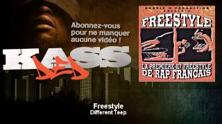 Different Teep - Freestyle - feat. DJ Mehdi - Kassded
