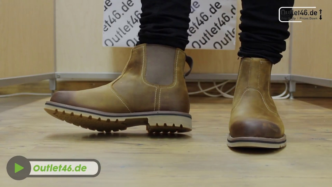 Timberland Larchmont Chelsea Brown Walktall   Unboxing   Hands on
