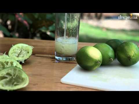 How to make limeade