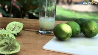 How To Make Limeade