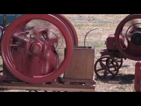 Shelton Antique Gas Engine & Tractor Show 2017