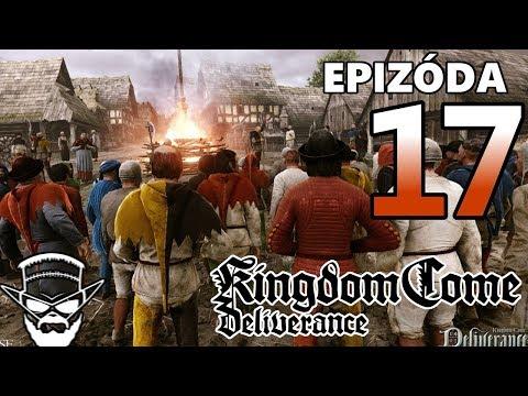 ŠUK S BOSORKAMI ! - Kingdom Come Deliverance / 1080p 60fps / CZ/SK Lets Play / # 17