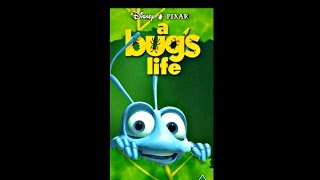 Video Opening to A Bug's Life UK VHS [1999] download MP3, 3GP, MP4, WEBM, AVI, FLV Juli 2018