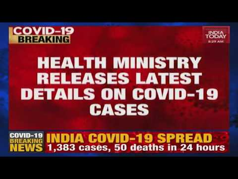 Breaking News| 19984 Coronavirus Cases In India; 640 deaths, 999 More COVID-19 Cases Since Yesterday