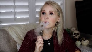 WHY I STARTED VAPING | Weight Loss, Anxiety, & Socializing