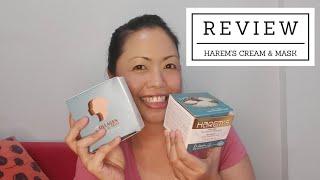 Review Harem s Collagen Facial Mask Face Cream