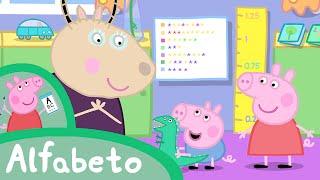 Peppa Pig - Impariamo l'alfabeto italiano con Peppa Pig!