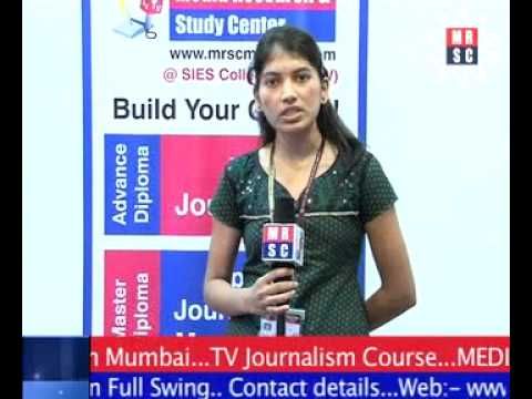 Kelkar College Workshop by Media Research & Study Center