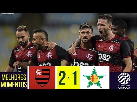FLAMENGO 2x1 PORTUGUESA