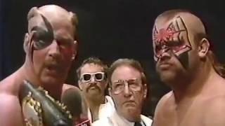 NWA Pro Wrestling 5/2/87