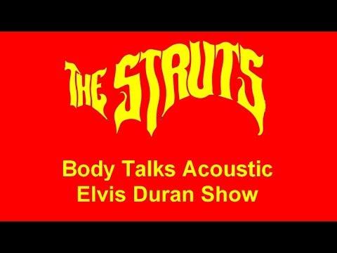 The Struts - Body Talks Acoustic