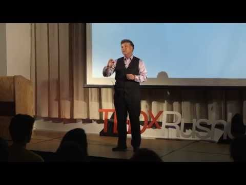 Best TED TALK on Super- Resilience-How to FALL UP/ Dr. Gregg Steinberg/ TEDxRushU/