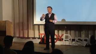 Best TED TALK on Resilience-How to FALL UP/ Dr. Gregg Steinberg/ TEDxRushU/