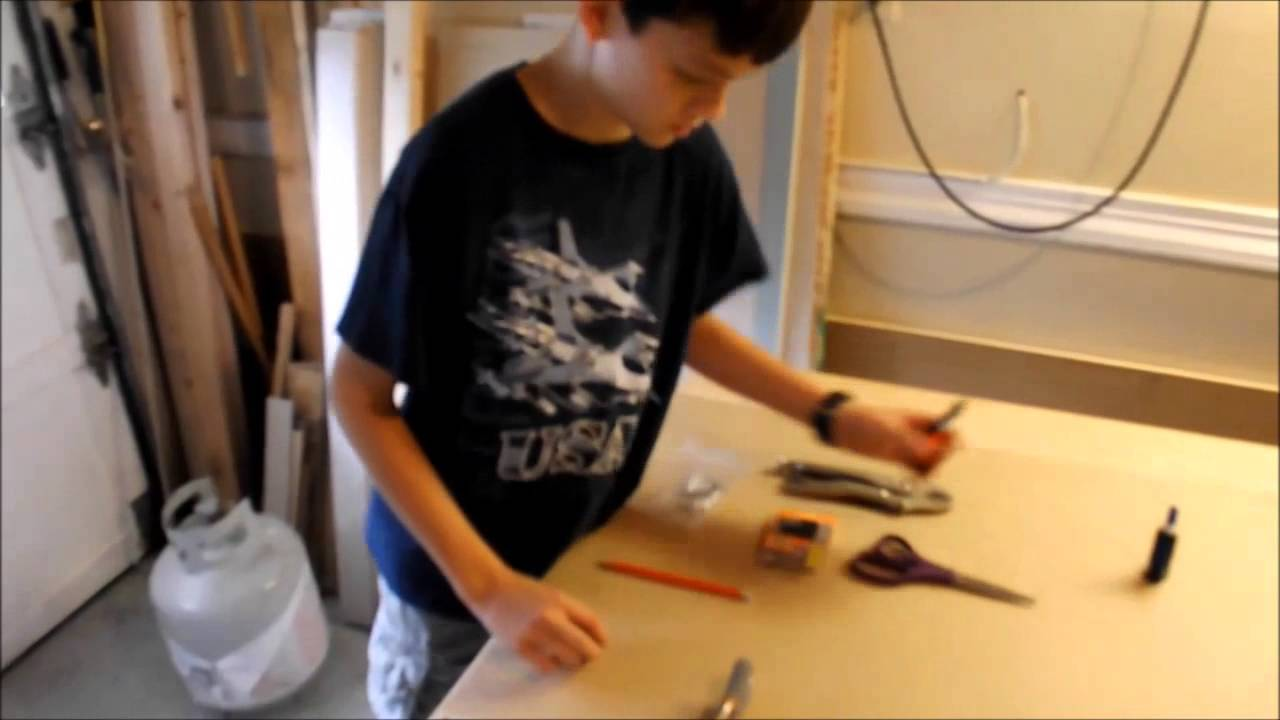 & Eureka tent pole repair - YouTube