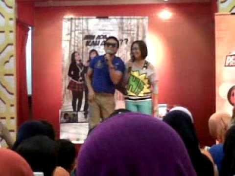 Begini Caranya - Shaheizy Sam + Yana Shamsuddin (LIVE).3GP