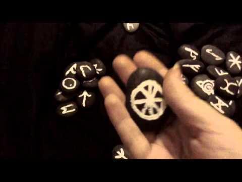 Norse Magick;; Rune Talismans, Sabbat Stones, God Stones |