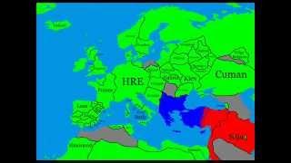 History of Europe Part 20 Seljuq empire!