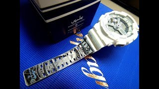 G Shock GA-110 Candyrim LIMITED EDITION 28/100 unboxing by TheDoktor210884