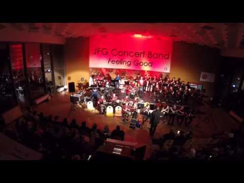 Feeling Good - JFG Concert Band 08.04.16 - Hochschule Augsburg