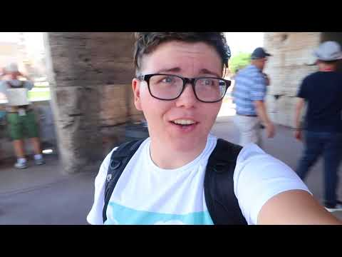 Visiting The Smallest Country In The World - Vatican City