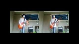 finally a guitar cover and its asterisk!! xD bleach opening 1.. whe...