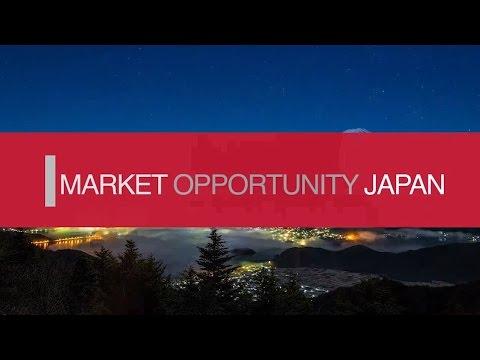 Market Opportunity Japan