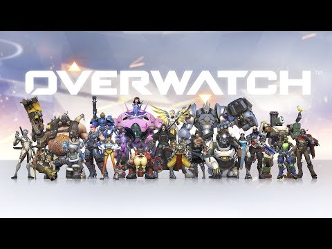 Overwatch With Brady and Michael WELCOME TO HOLLYWOOD
