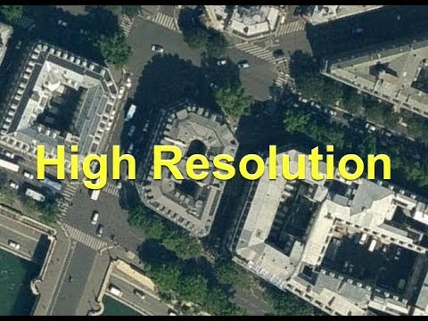 Download High Resolution images (Bing Maps)