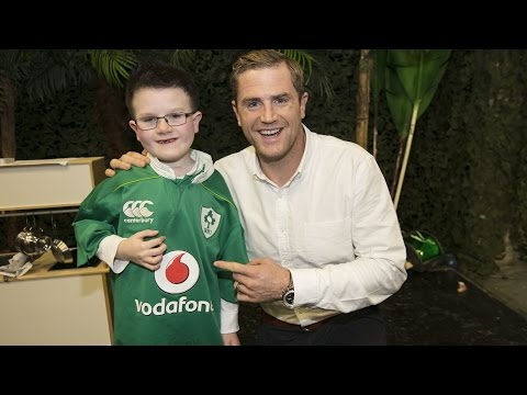 When Evan met Jamie | The Late Late Toy Show | RTÉ One
