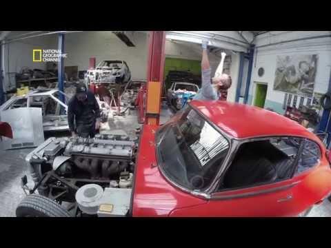 Le moteur exceptionnel de la Jaguar Type E