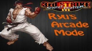 Street Fighter III Third Strike   Ryu