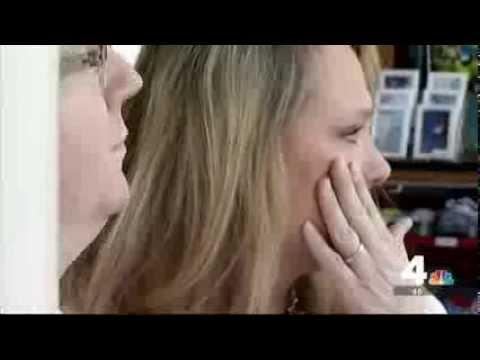 Sister Meets Brother for First Time. NBC Washington News 4's Shomari Stone Reports