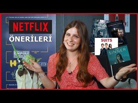 BAĞIMLISI OLACAĞINIZ 10 NETFLIX DİZİSİ | ÖNERİ KÖŞESİ