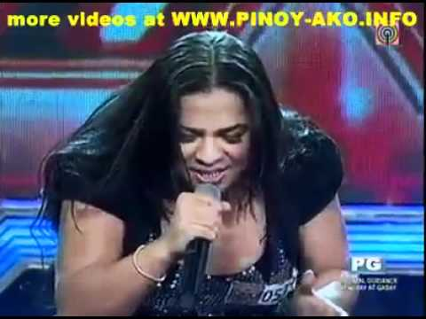 Osang of X Factor Philippines Singing Rock Song Video   Pinoy Star Blog