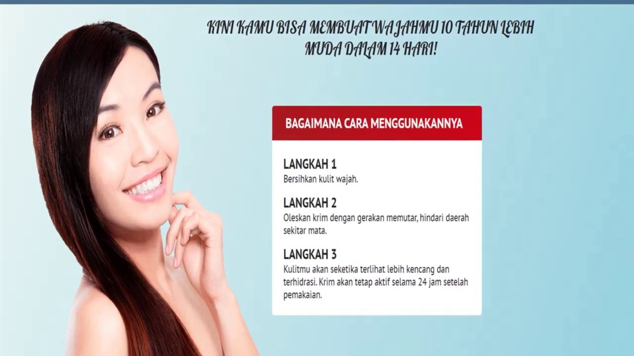 Goji cream Indonesia efek samping, testimoni