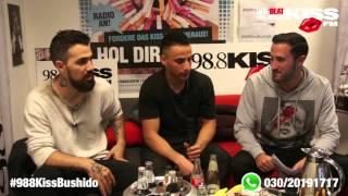 BEST OF aus 32 Stunden Bushido-Interview - Das längste Interview der Welt auf 98.8 KISS FM