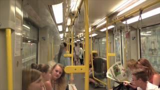 Video Berliner U-Bahn: Mitfahrt im Hk-Zug auf der U2 (Bismarckstraße - Zoologischer Garten) download MP3, 3GP, MP4, WEBM, AVI, FLV Oktober 2018