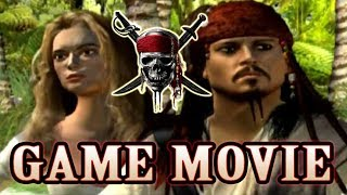 Pirates of the Caribbean: Legend of Jack Sparrow All Cutscenes | Full Game Movie (PS2, PC)