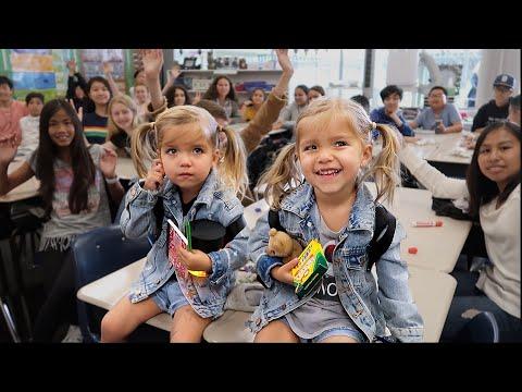 TAYTUM & OAKLEY SNEAK INTO MIDDLE SCHOOL (*They Were BAD*)