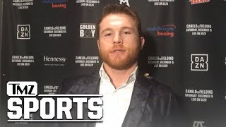 Canelo Alvarez Wants Floyd Mayweather Rematch, Stop Hurting Boxing! | TMZ Sports