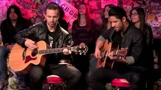 Papa Roach - Face Everything and Rise [ Acoustic ]