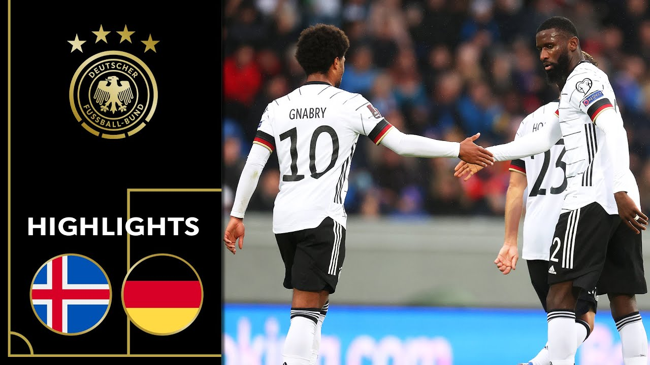 Download Iceland vs. Germany 0-4   Highlights   Worldcup Qualifier