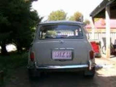 Mini Deluxe 1966