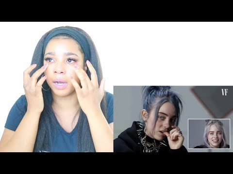 BILLIE EILISH - SAME INTERVIEW ONE YEAR APART | Reaction