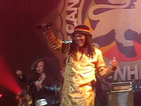 Alpha Blondy & The Solar System-Brigadier Sabari Live@Scandinavia Reggae Festival 2014-08-29