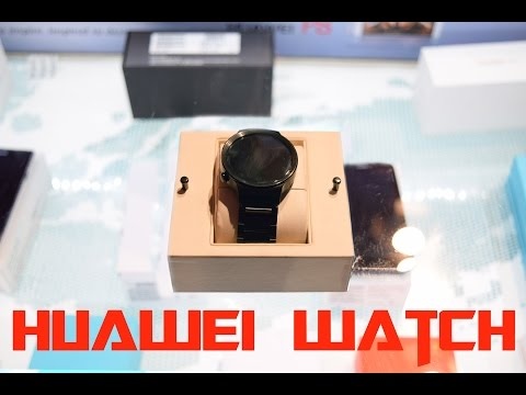 Huawei Watch: Unboxing and First Look (Nepal)