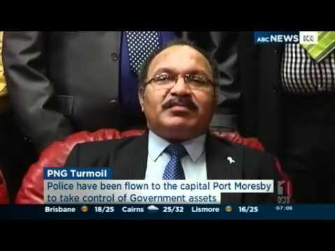 PNG attorneys-general deadlock talk on radio