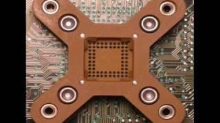 Nuwix BGA Test Socket.wmv